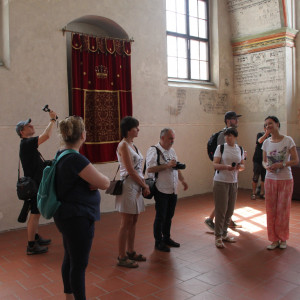 Prohlídka synagogy v Třebíči